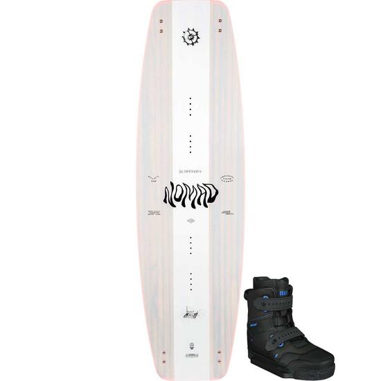 Slingshot Nomad Wakeboard Package W/ RAD Boots - 2021