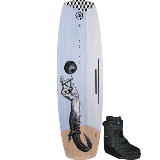 Slingshot Terrain Wakeboard Package W/ RAD Boots - 2021