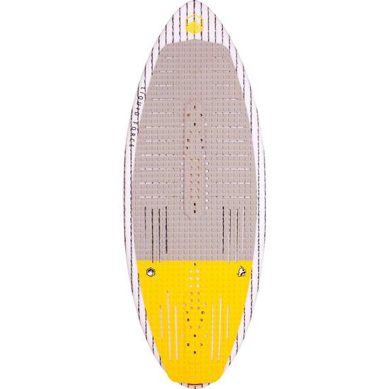 """Liquid Force Keen 56"""" Wakesurf Board - Top"""
