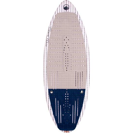 """Liquid Force Keen 60"""" Wakesurf Board - Top"""