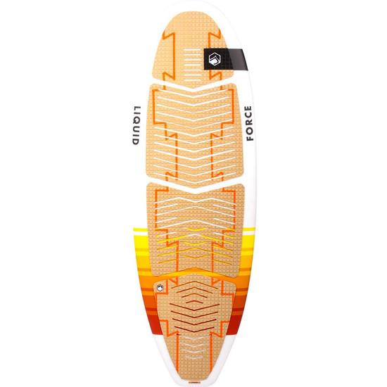 "Liquid Force El Guapo Wakesurf Board 5'2"" - 2021"
