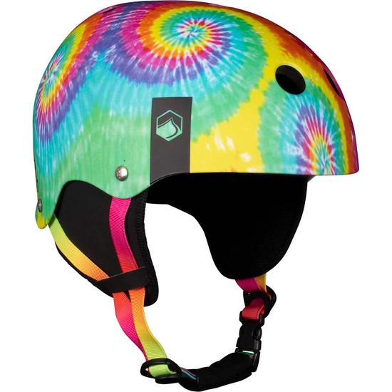 Liquid Force Flash Wakeboard Helmet - Woodstock