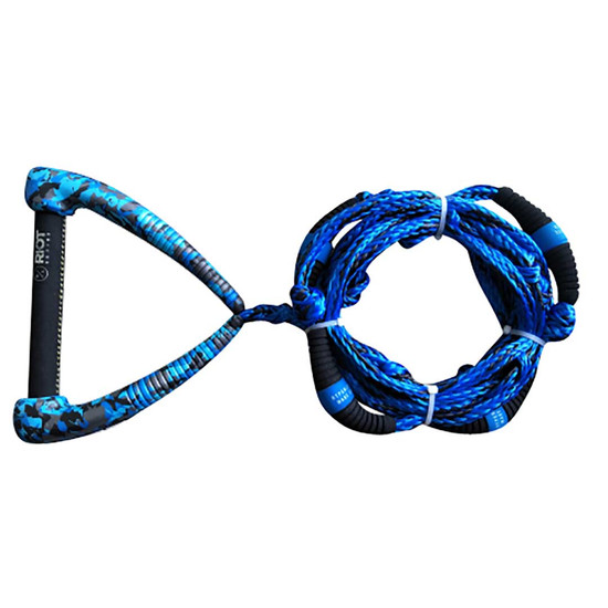 Hyperlite Pro Surf Rope W/ Handle - Blue