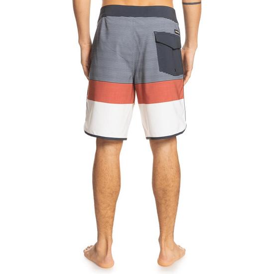 Quiksilver Surfsilk Tijuana Boardshorts - Model Back