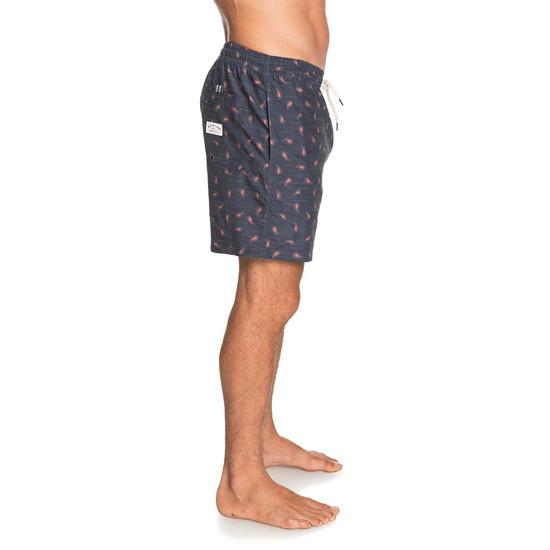 Quiksilver Threads & Fins Boardshorts - Model Side