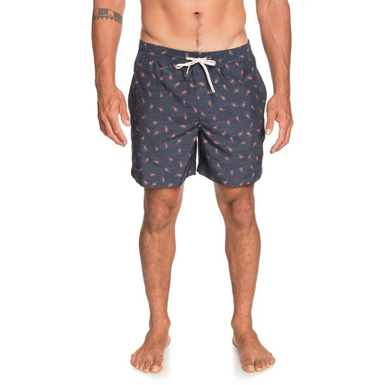 Quiksilver Threads & Fins Boardshorts - Model Front