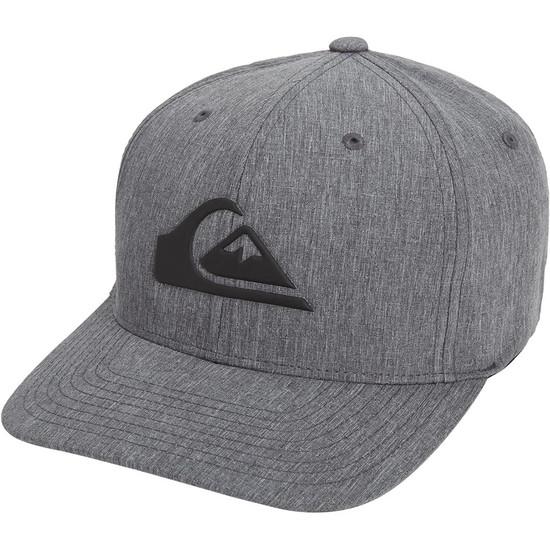 Quiksilver Amped Up Hat - Grey/Black