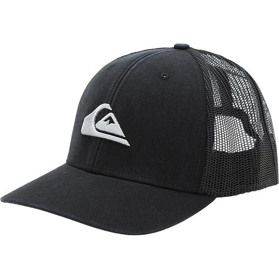 Quiksilver Grounder Trucker Hat - Black