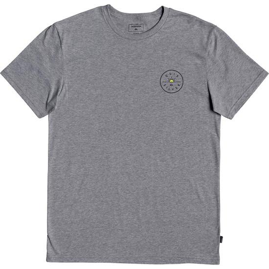 Quiksilver Near Dawn T-Shirt - Grey