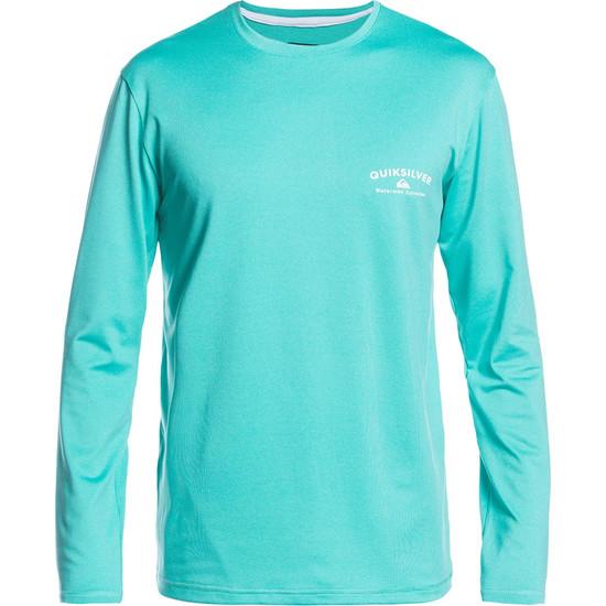 Quiksilver Gut Check UPF 50 Long Sleeve Shirt