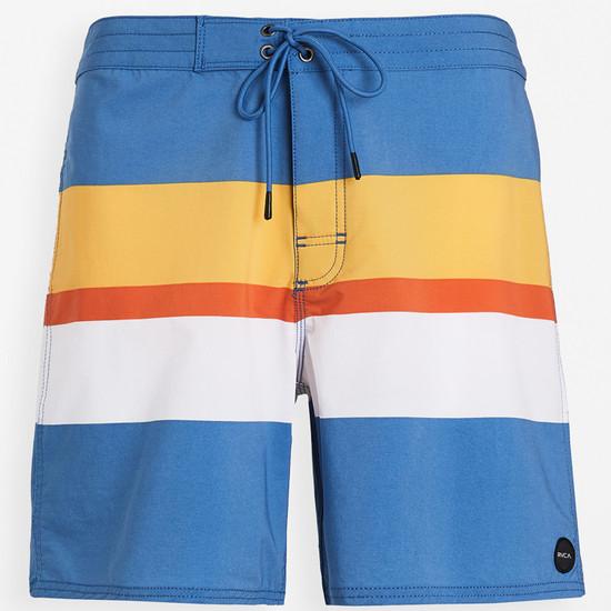 RVCA Westport Boardshorts - Nautical Blue
