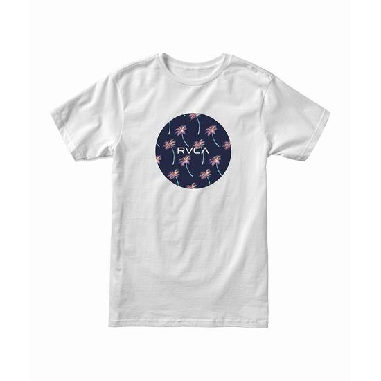 RVCA Motors Tee Shirt - White