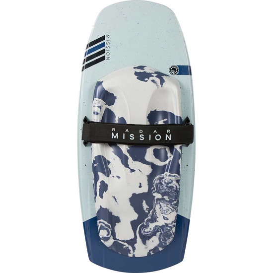 Radar Mission Kneeboard - Top