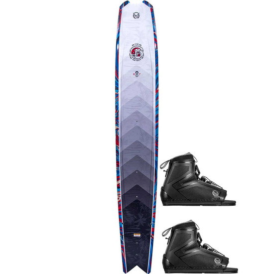 HO Hovercraft Water Ski Package With Stance 110 Bindings