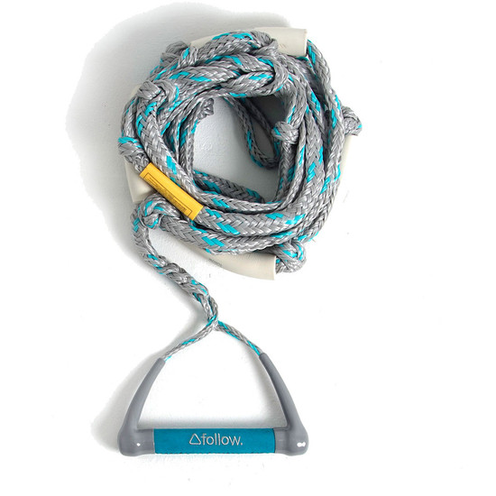 Follow Surf Rope Package - Teal