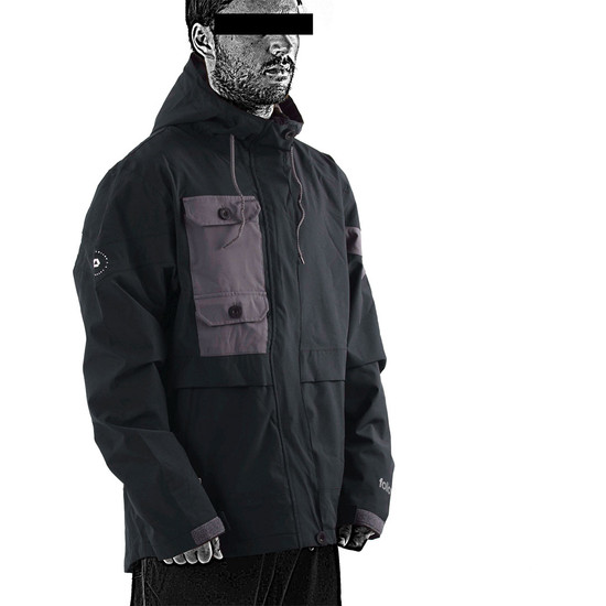Follow Layer 3.1 Outer Spray - Upstate Jacket