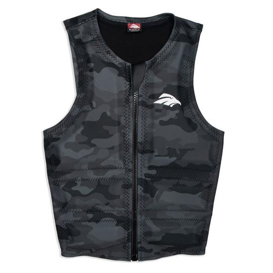 Eagle Men's Camo Comp Vest - Black