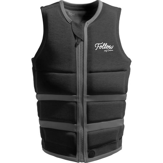 Follow Ladies Surf Edition Comp Vest - Charcoal