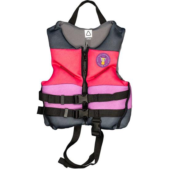 Follow POP Child Life Jacket - Pink
