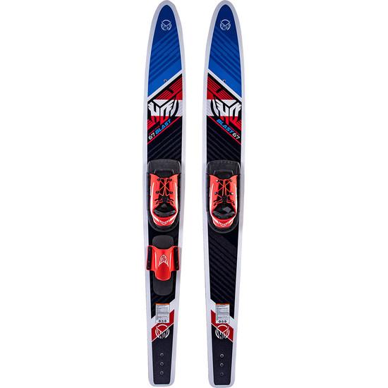 HO Blast Combo Water Skis w/Blaze Binding - 2022