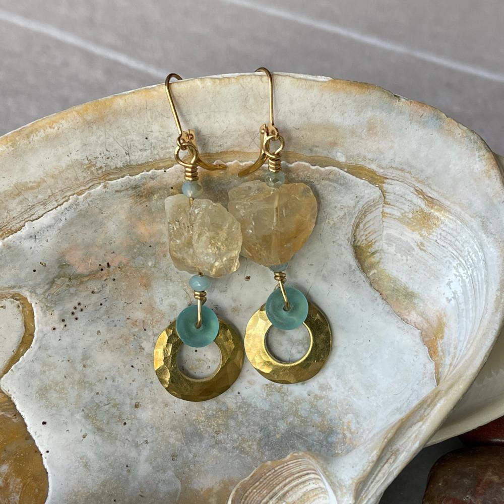 Enjoyment Of Life Earrings