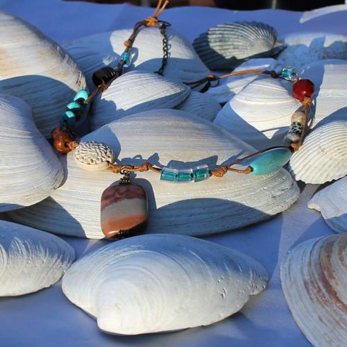 Desert Sun Necklace