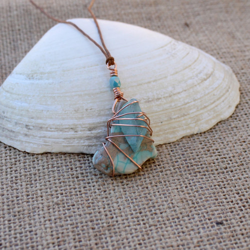 All Wrapped Up Necklace