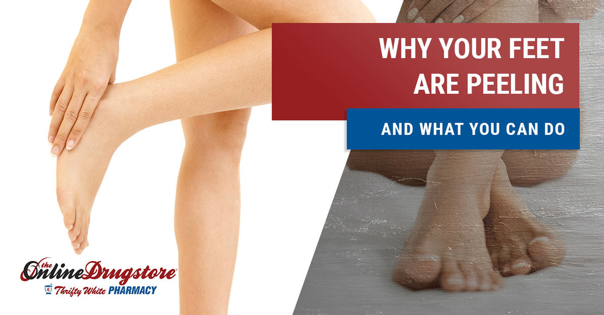 Why Your Feet Are Peeling And What You Can Do