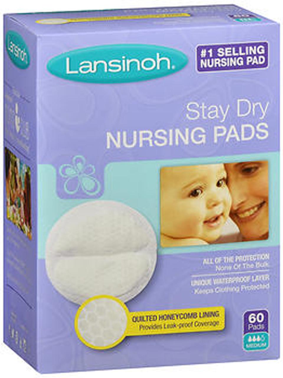 Lansinoh Disposable Nursing Pads 60 Ct The Online Drugstore C