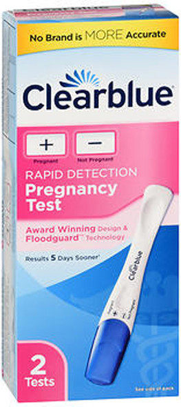 Clearblue Plus Pregnancy Tests - 2 ct
