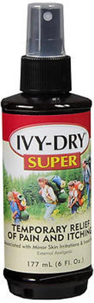 Ivy-Dry Super Itch Relief Spray  - 6 oz