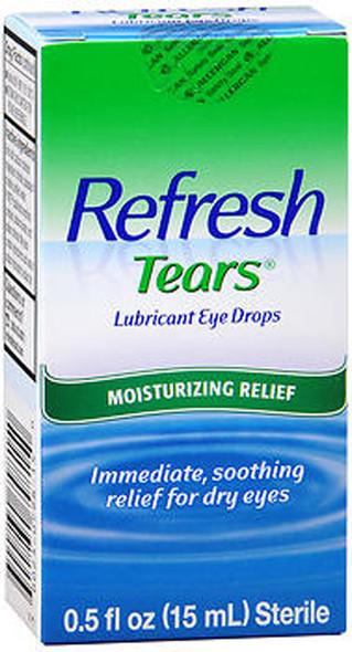 Refresh Tears Lubricant Eye Drops - 0.5 fl oz