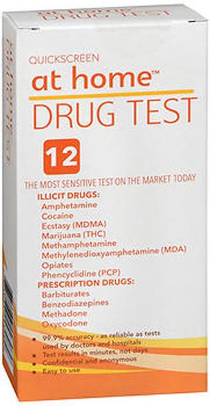 At Home Drug Test Multi-Drug - Each