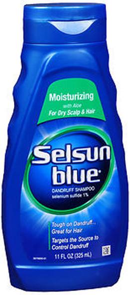 Selsun Blue Moisturizing Dandruff Shampoo - 11 oz