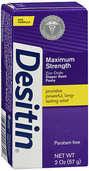 Desitin Maximum Strength Original Paste - 2 oz