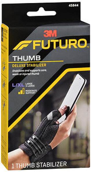 Futuro Deluxe Thumb Stabilizer L-XL Moderate, 45844EN - 1 each