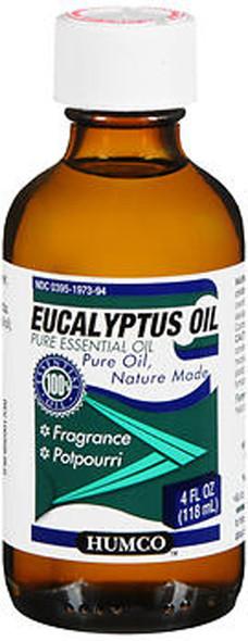 Humco Eucalyptus Oil - 4 oz
