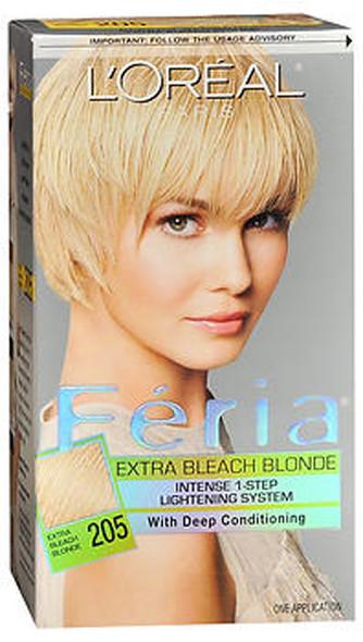 L'Oreal 205 Extra Bleach Blonde - 1 each