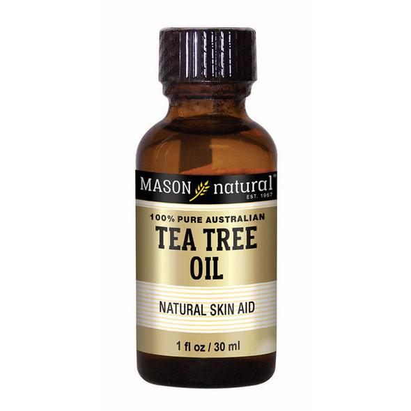 Mason Natural Tea Tree Oil - 1 oz