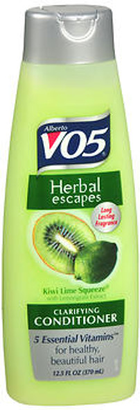 VO5, Herbal Escapes, Clarifying Conditioner, Kiwi Lime Squeeze - 12.5oz