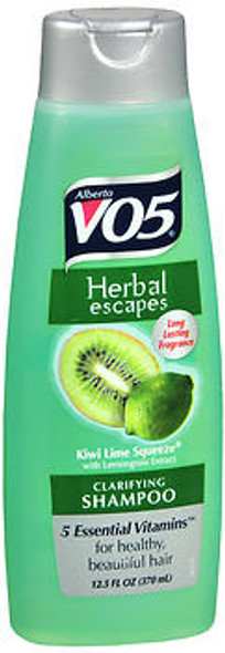 VO5, Herbal Escapes Clarifying Shampoo Kiwi Lime Squeeze