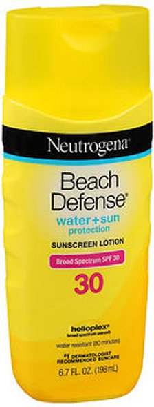 Neutrogena Beach Defense Lotion SPF 30 - 6.7 oz