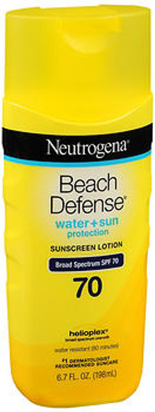 Neutrogena Beach Defense Lotion SPF 70 - 6.7 oz