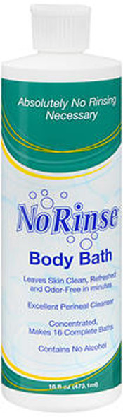 No Rinse Body Bath - 16 oz