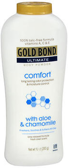 Gold Bond Ultimate Body Powder Comfort with Aloe - 10 oz