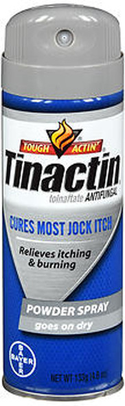 Tinactin Antifungal Powder Spray for Jock Itch - 4.6 oz