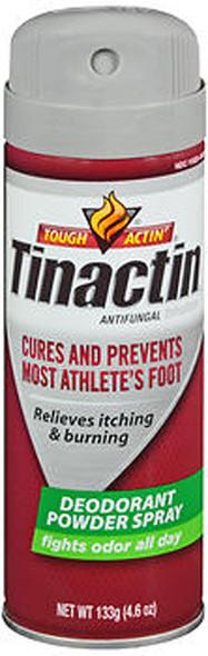 Tinactin Antifungal Deodorant Powder Spray - 4.6 oz