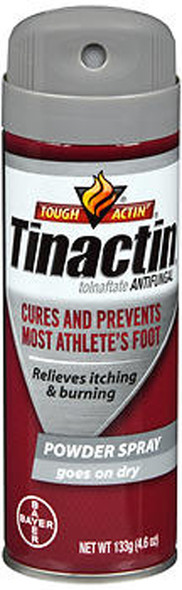 Tinactin Antifungal Aerosol Powder Spray - 4.6 oz