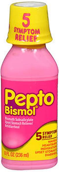 Pepto-Bismol Liquid Original - 8 oz