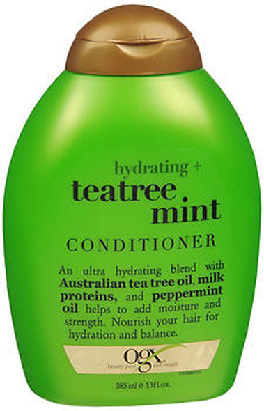 Ogx Hydrating Tea Tree Mint Conditioner - 13 oz